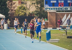 Regent University's Track and Field Team Completes First Year with Excellence