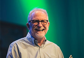 "Best-Selling Author Bob Goff Prompts Regent to ""Live in Grace and Walk in Love"""