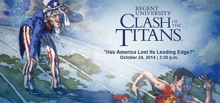 Annual Clash of the Titans October 24
