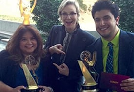 Regent University Alumni Win 1st Place for Comedy at College Television Awards