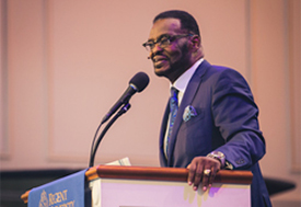 "Bishop Harry Jackson Charges Unified Church with ""Seven Bridges to Peace"""