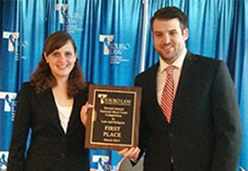 Regent University's School of Law Triumphs In Moot Court Competitions