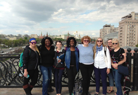 Regent Students Gain New Insights From Russian Study Tour