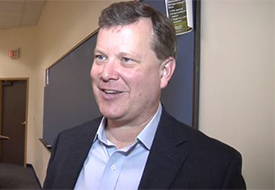 Author and Commentator Peter Schweizer Talks Presidential Politics