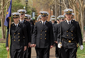 Military Times Lists Regent University as