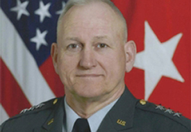 "LTG (Ret) William G. ""Jerry"" Boykin to Speak at Regent's Commencement"