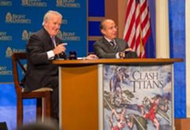 World Leaders Participate In Regent's 12th Annual Clash of the Titans®