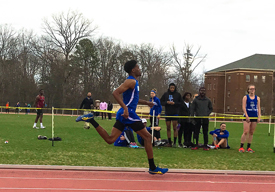 Regent's Track & Field Team Produces First NCCAA National Qualifying Athlete