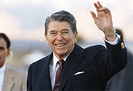 Encouraging Students to Lead Like Reagan