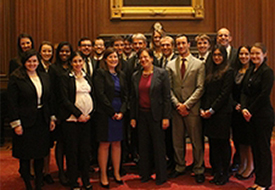 Regent University School of Law Students Visit The United States Supreme Court